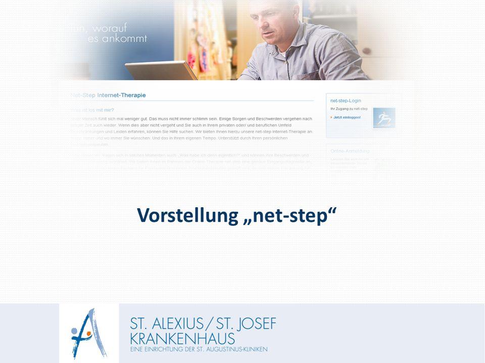 """Vorstellung """"net-step"""