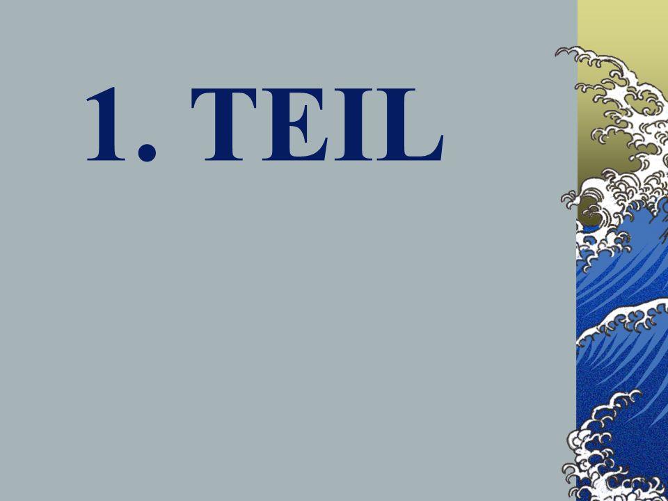 1. TEIL