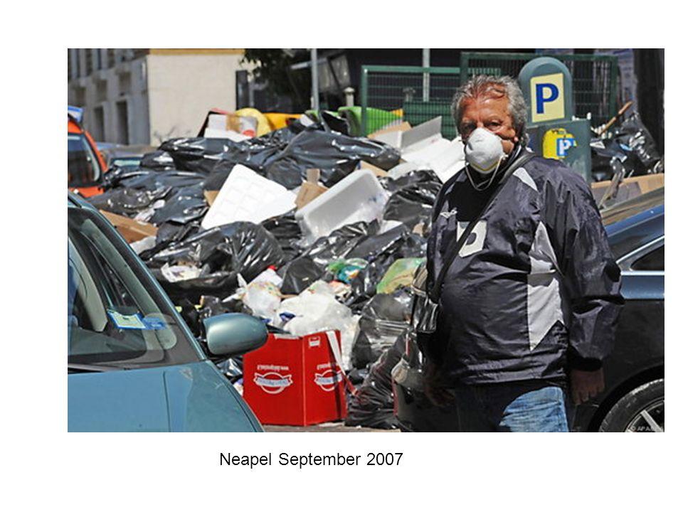 Neapel September 2007