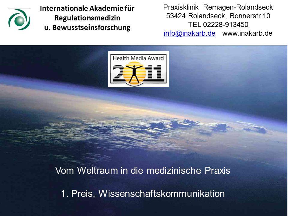 Internationale Akademie für Regulationsmedizin u.