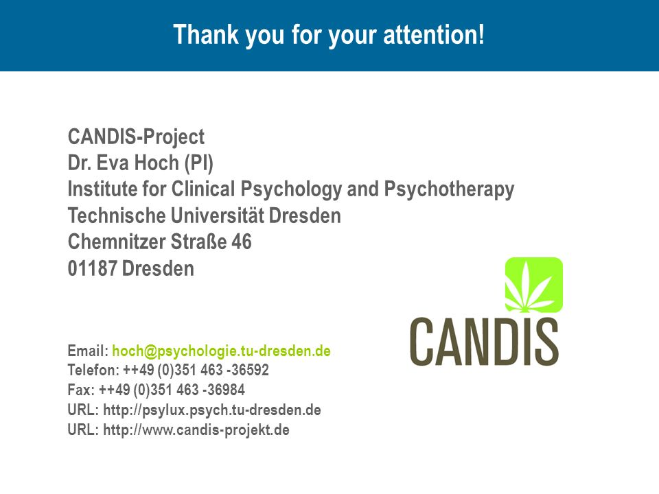 CANDIS-Project Dr.