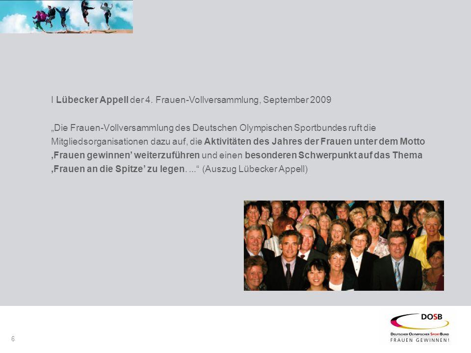 6 I Lübecker Appell der 4.