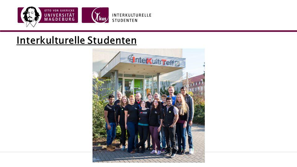 Interkulturelle Studenten