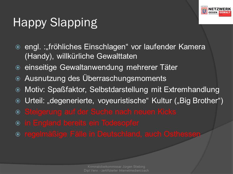 Happy Slapping  engl.
