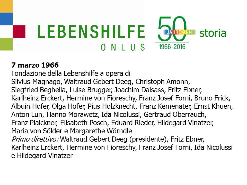 "Chronik 1999 Arbeitsintegrationsprojekt ""Café Vielfalt in Bruneck Staatsgesetz Nr."