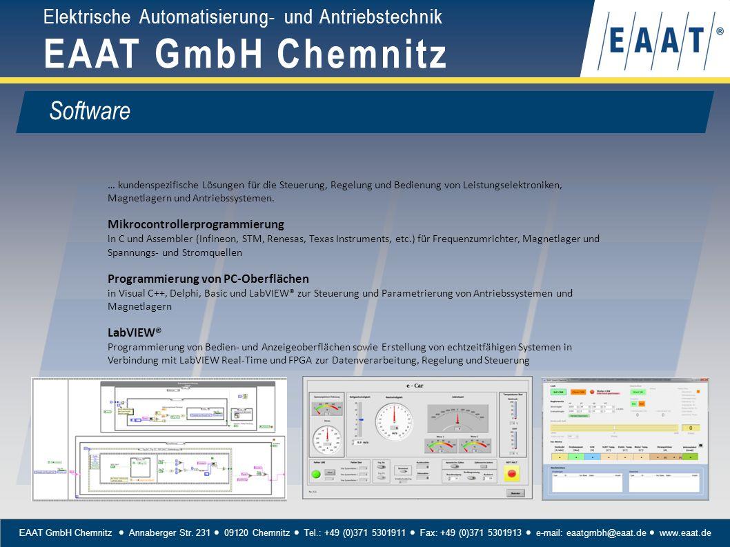 EAAT GmbH Chemnitz ● Annaberger Str.