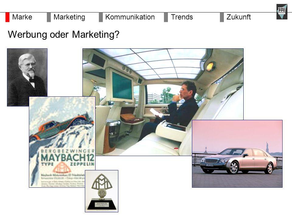 © WERBEAGENTUR GRUPPE DREI GmbH MarketingMarkeKommunikationZukunftTrends Anerkennung (Liebe) ist einer der sensibelsten Werte.