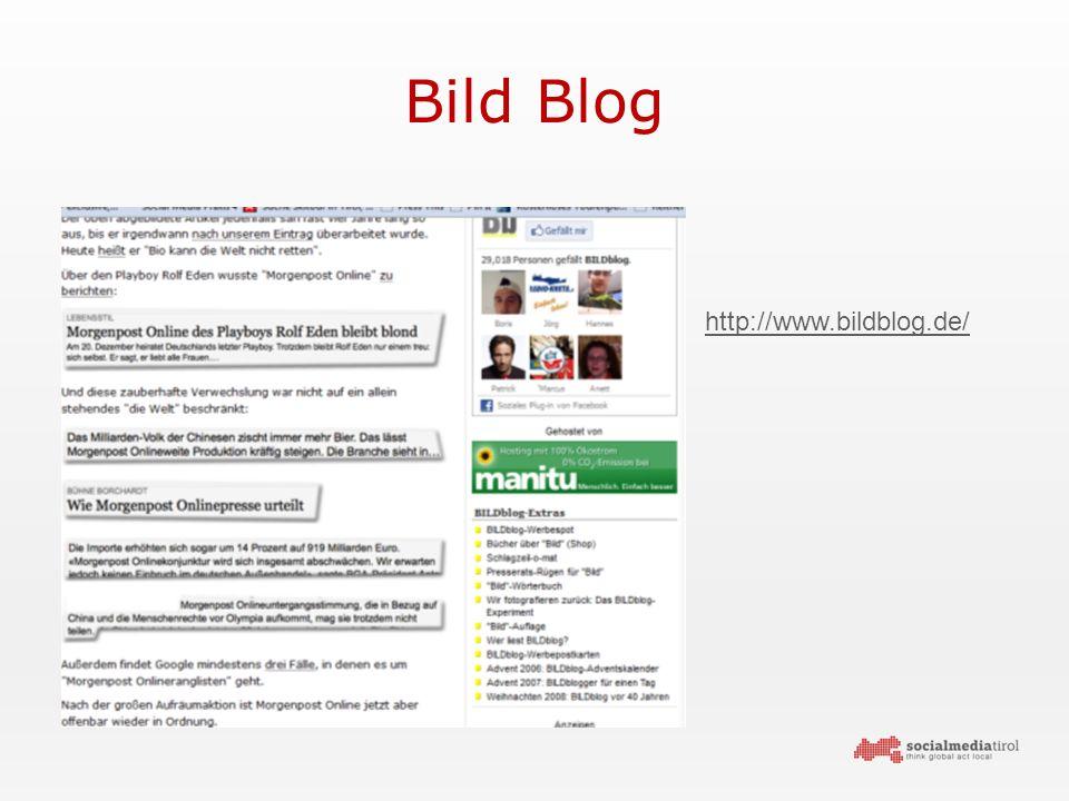 Bild Blog http://www.bildblog.de/