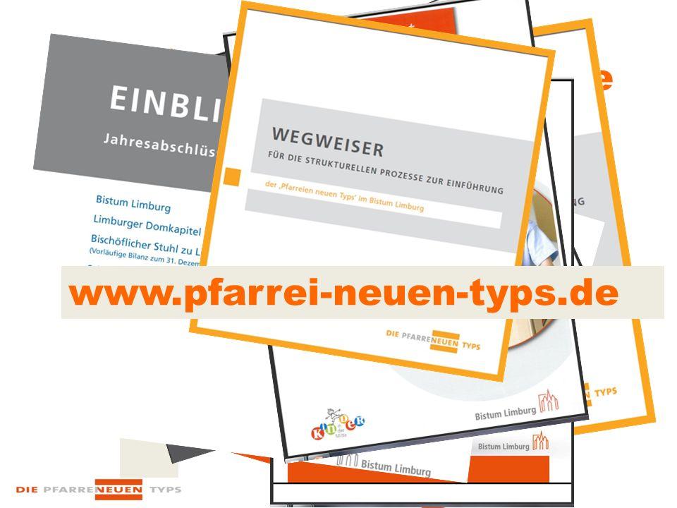Publikationen: www.pfarrei-neuen-typs.de 18 www.pfarrei-neuen-typs.de
