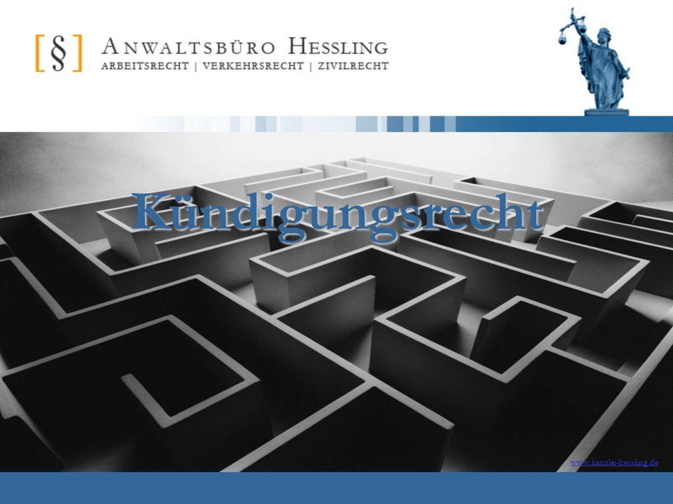 www.kanzlei-hessling.deKündigungsrecht