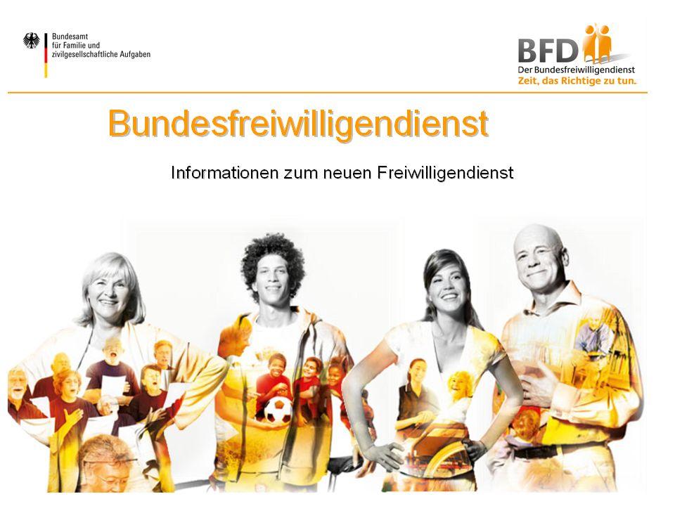 Besonderheiten im BFD A wie Arbeitslosengeld Wer zwölf Monate einen Bundesfreiwilligendienst leistet, hat einen Anspruch auf Arbeitslosengeld.