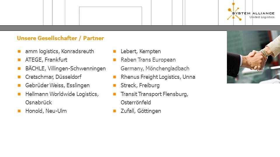 Daten und Fakten 1 zentraler HUB (Niederaula) 42 Regionalbetriebe Über 9,69 Mio.