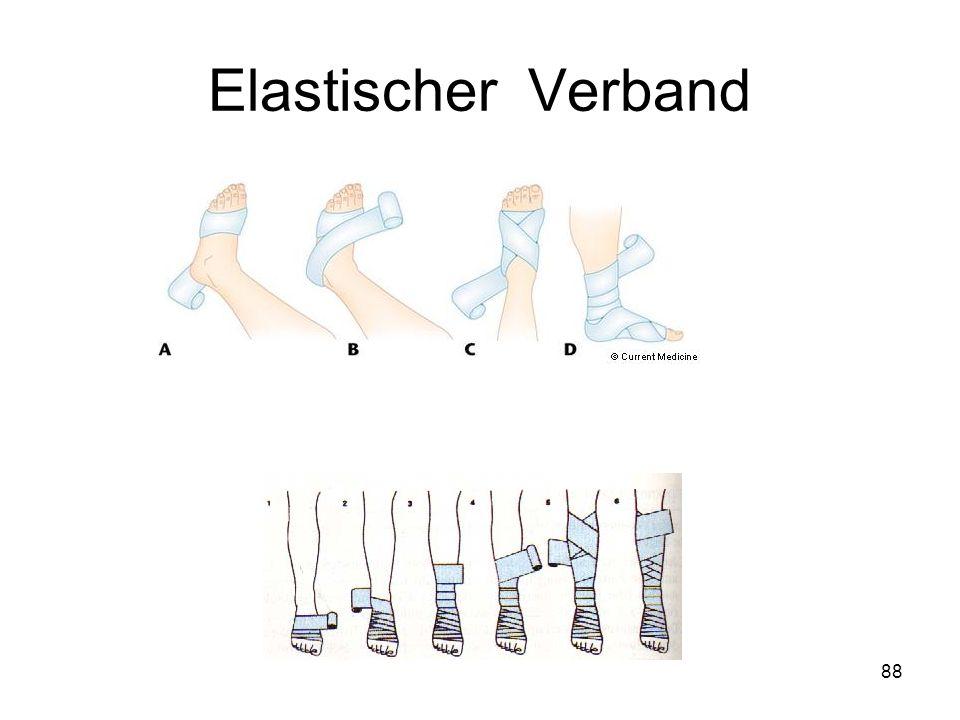 Elastischer Verband 88