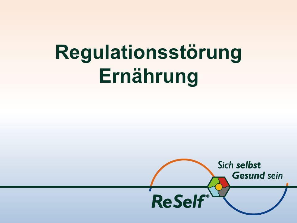 Regulationsstörung Ernährung