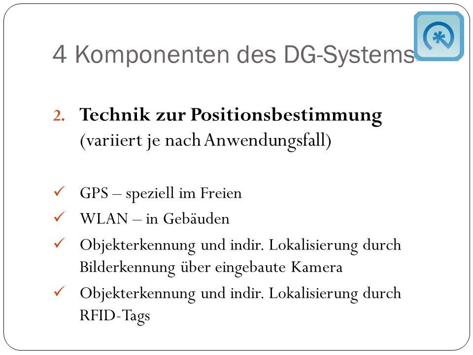 4 Komponenten des DG-Systems 2.