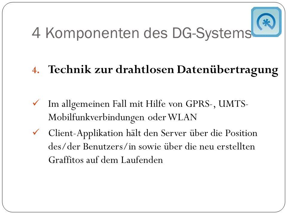 4 Komponenten des DG-Systems 4.