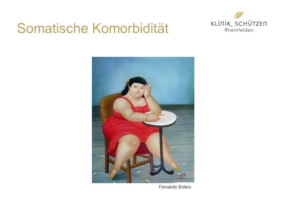 Somatische Komorbidität Fernando Botero