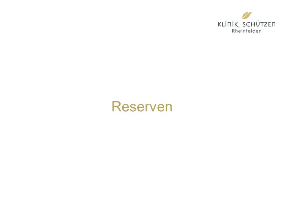 Reserven