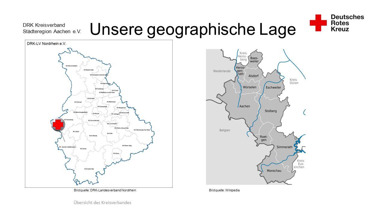 DRK Kreisverband Städteregion Aachen e.V.Der DRK Kreisverband Städteregion Aachen e.V.