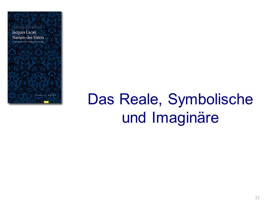 Das Reale, Symbolische und Imaginäre 11