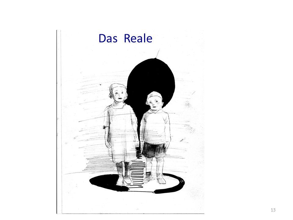 13 Das Reale
