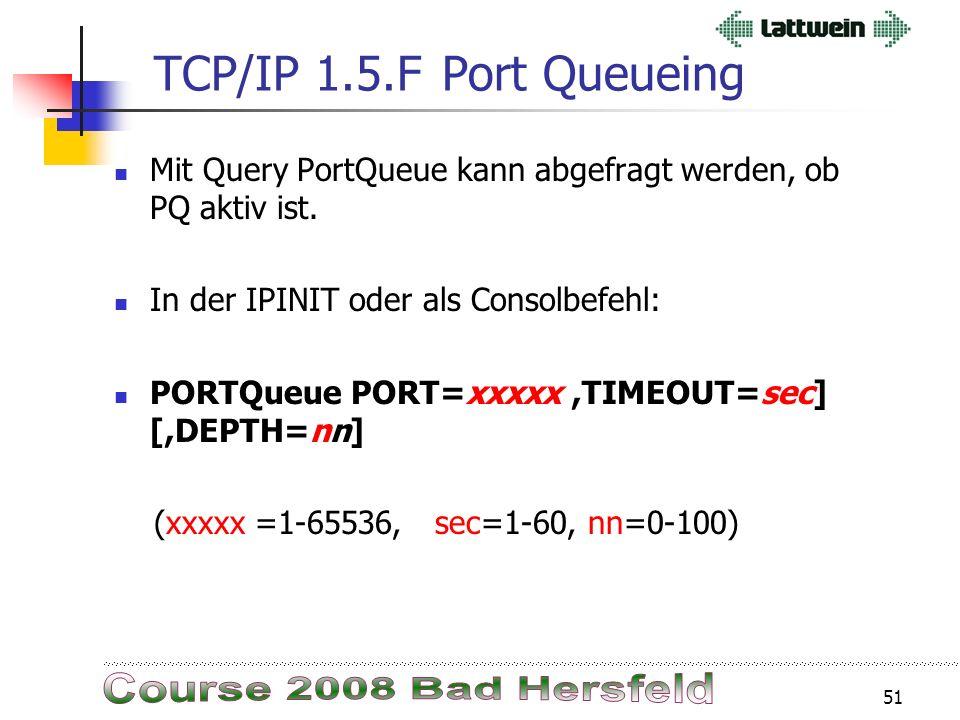 50 Telnet 3270E Dazu die VTAM Definition: CATALOG TCPAPPL.B REPLACE=YES TCPAPPL VBUILD TYPE=APPL TCPDIAG APPL AUTH=(ACQ) TCPIP APPL AUTH=(ACQ) TELNGRP
