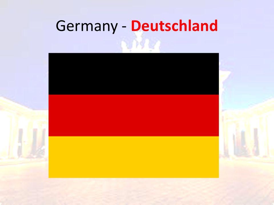 Germany - Deutschland