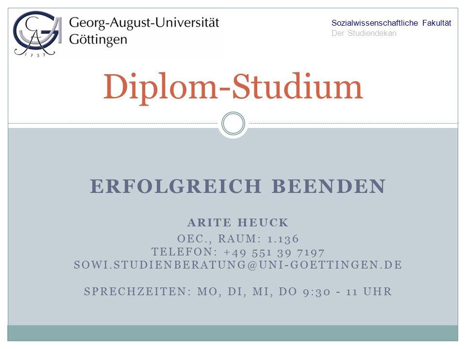 2.Diplom Anmeldung bei Frau Kasper (Sprechzeiten: Di, Do und Fr: 9:30 -11:00 Uhr, Oec., 1.