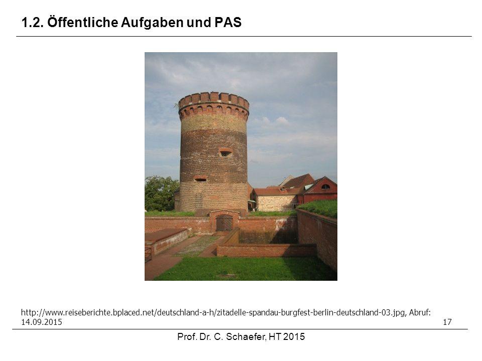 1.2. Öffentliche Aufgaben und PAS http://www.reiseberichte.bplaced.net/deutschland-a-h/zitadelle-spandau-burgfest-berlin-deutschland-03.jpg, Abruf: 14
