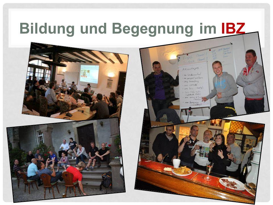 Bildung und Begegnung im IBZ