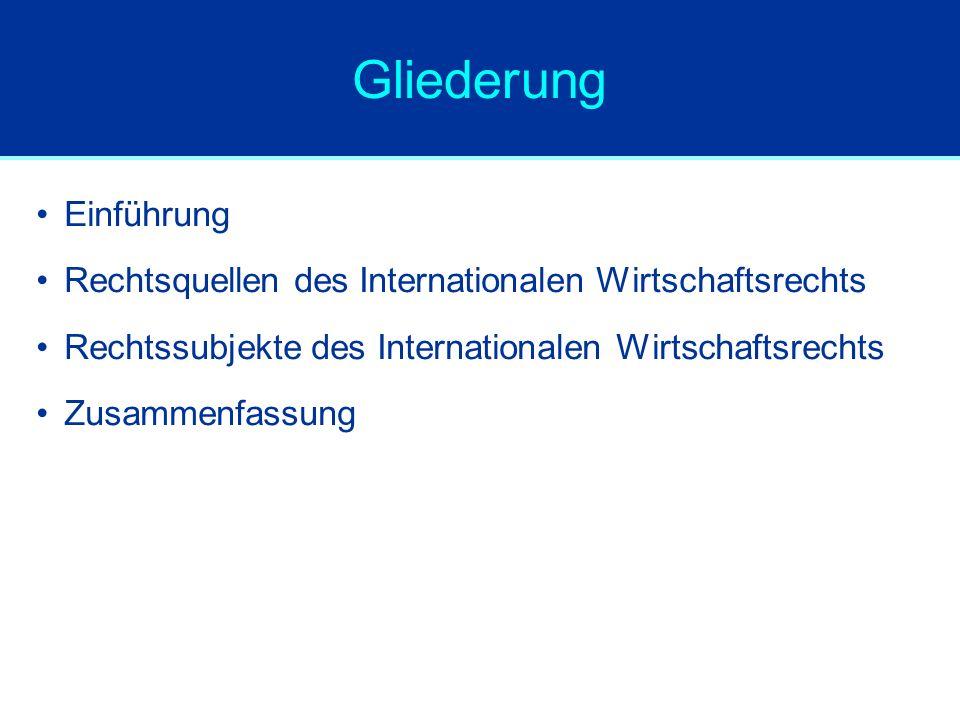 UNIDROIT Mitgliedsstaaten: 61 (Stand: 04.09.2008), auf 5 Kontinenten Präsident: Prof.