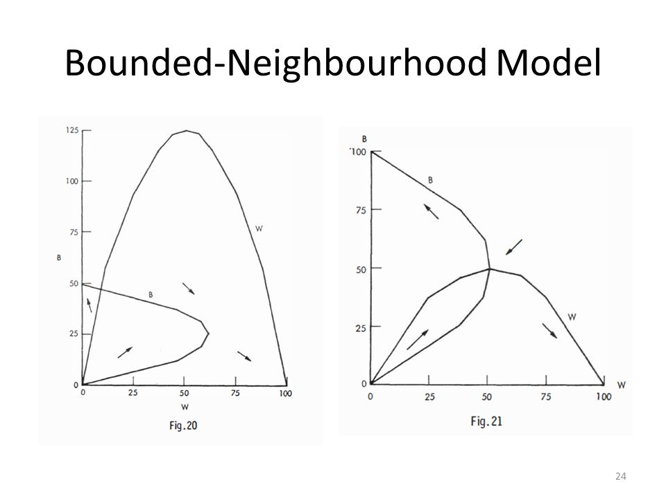 Bounded-Neighbourhood Model 24