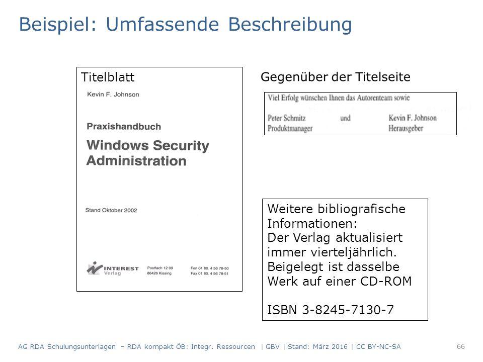 Weitere bibliografische Informationen: Der Verlag aktualisiert immer vierteljährlich.