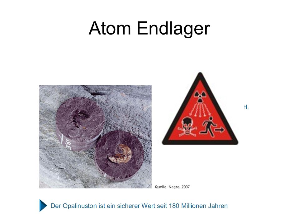 Atom Endlager