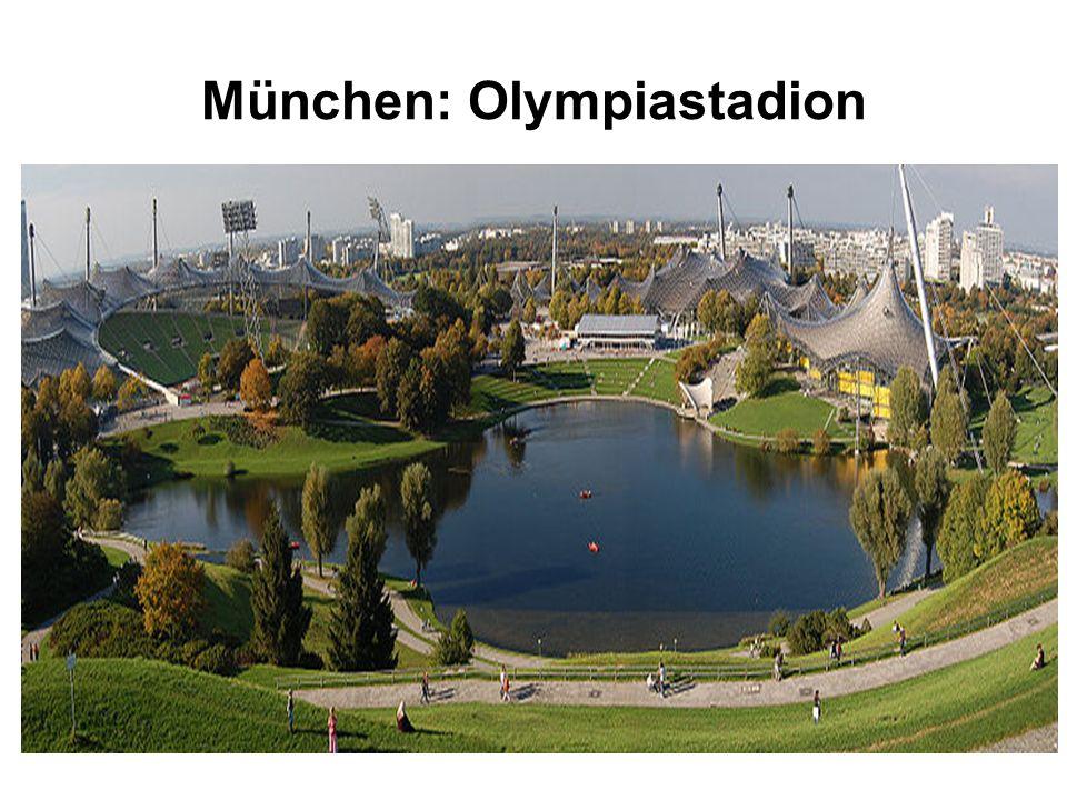München: Olympiastadion