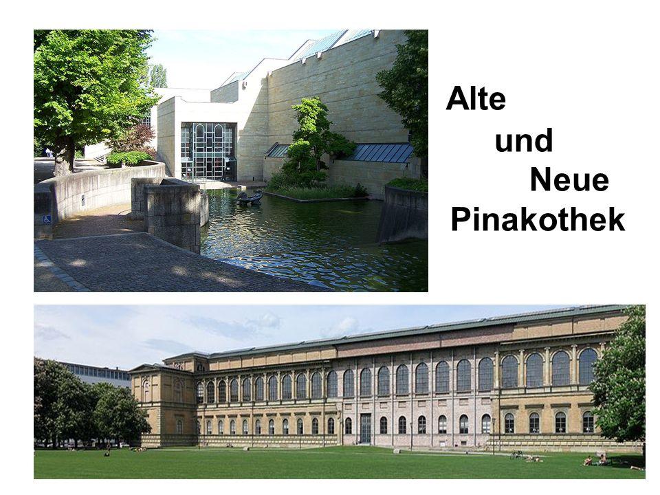 Alte und Neue Pinakothek