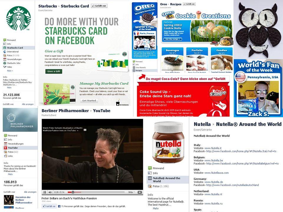 Die erfolgreichsten Facebook-Fanseiten 6
