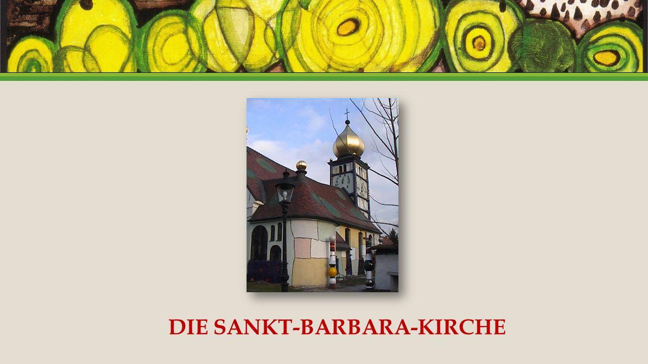 DIE SANKT-BARBARA-KIRCHE