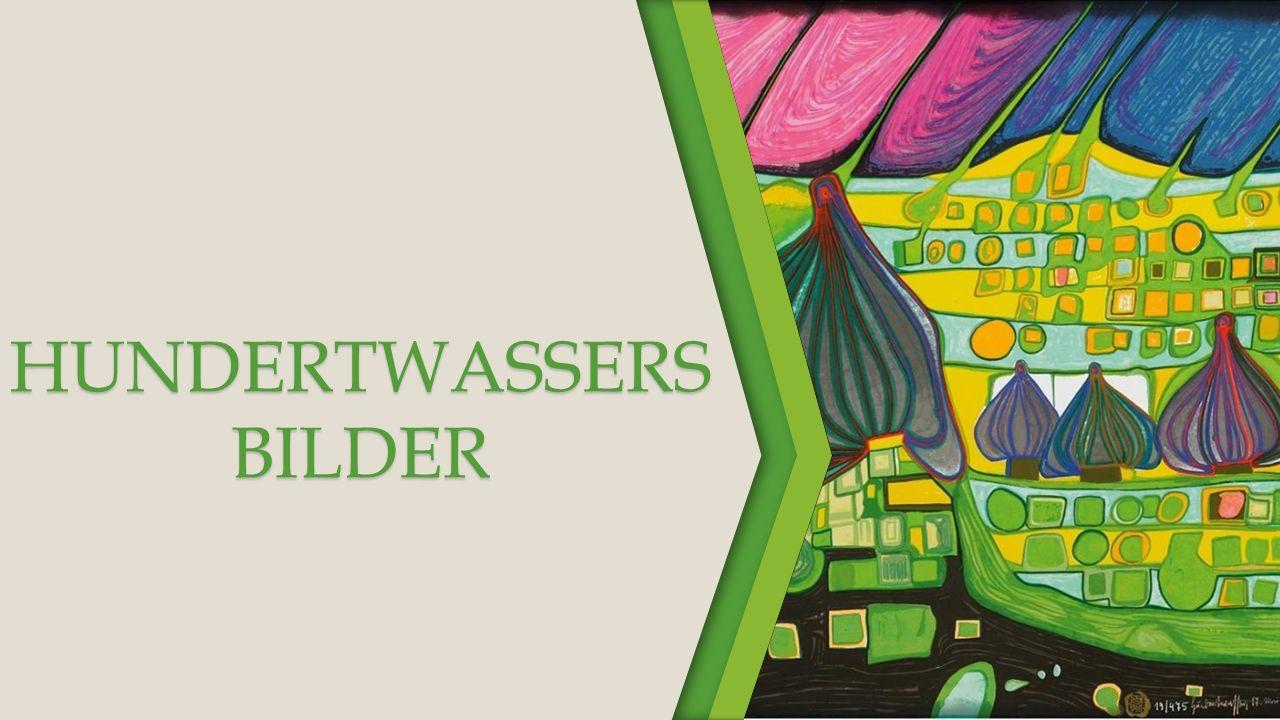 Baujahr: Ort: Das Hundertwasserhaus 1977 Wien