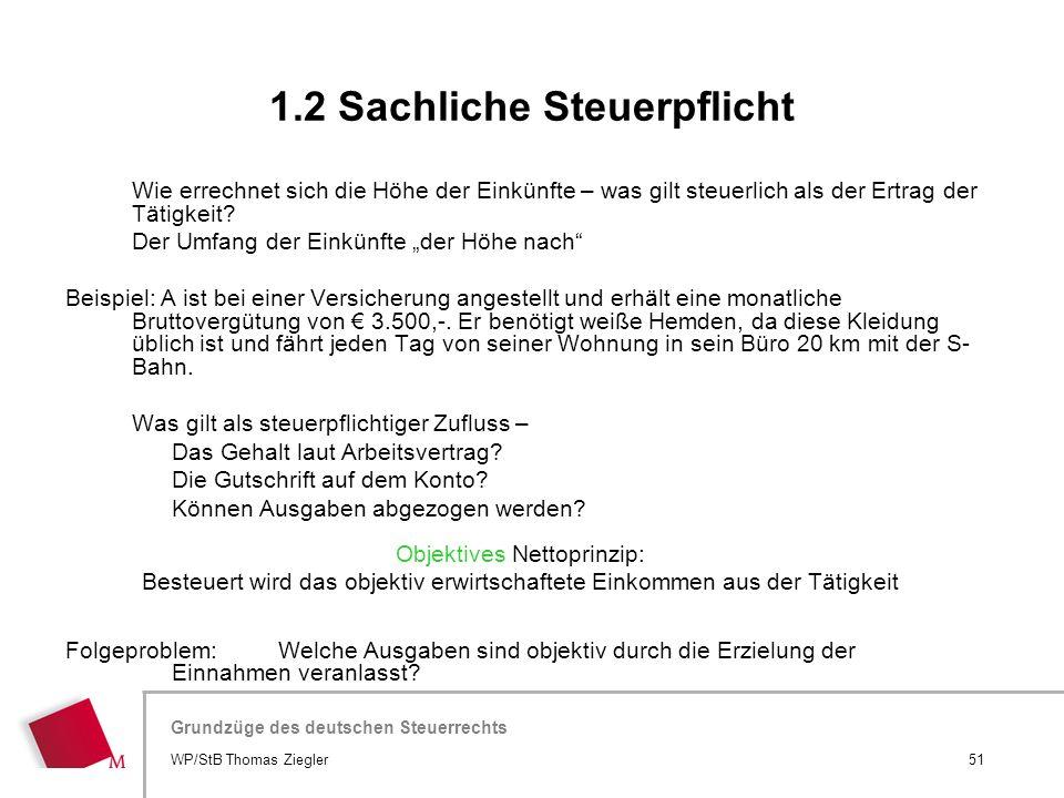 Hier wird der Titel der Präsentation wiederholt (Ansicht >Folienmaster) Grundzüge des deutschen Steuerrechts Wie errechnet sich die Höhe der Einkünfte