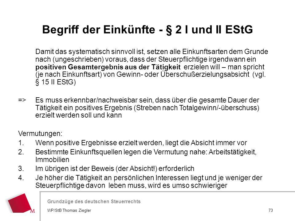 Hier wird der Titel der Präsentation wiederholt (Ansicht >Folienmaster) Grundzüge des deutschen Steuerrechts Damit das systematisch sinnvoll ist, setz