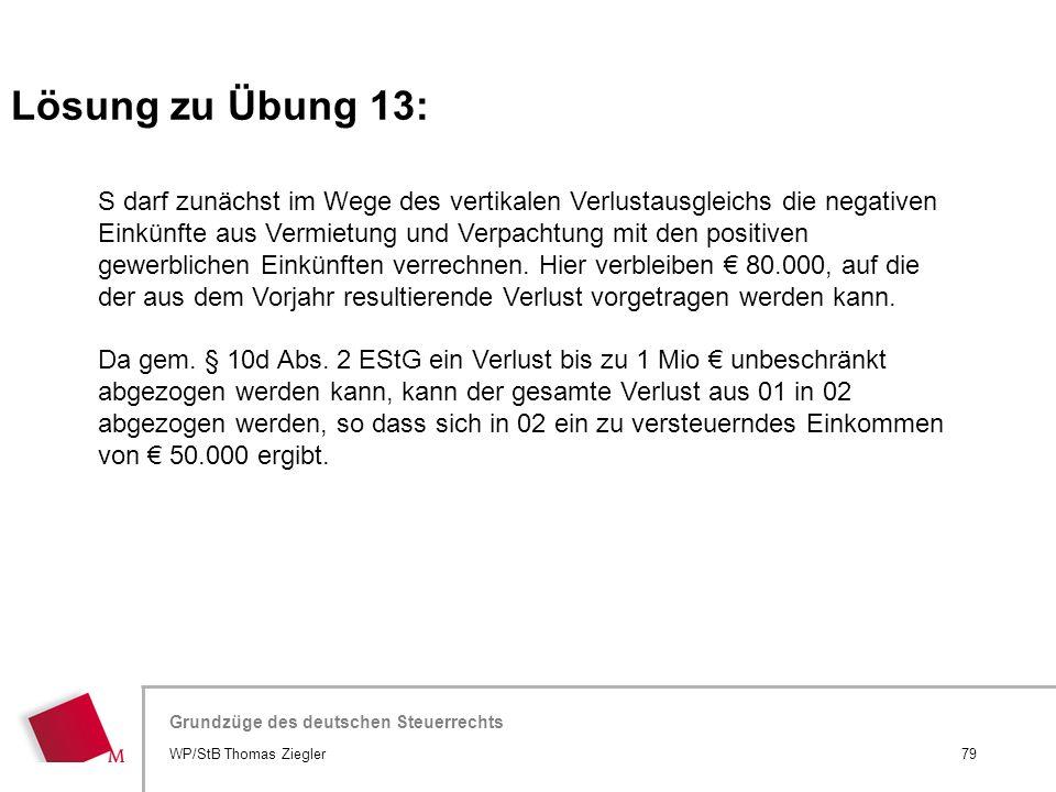 Hier wird der Titel der Präsentation wiederholt (Ansicht >Folienmaster) Grundzüge des deutschen Steuerrechts S darf zunächst im Wege des vertikalen Ve