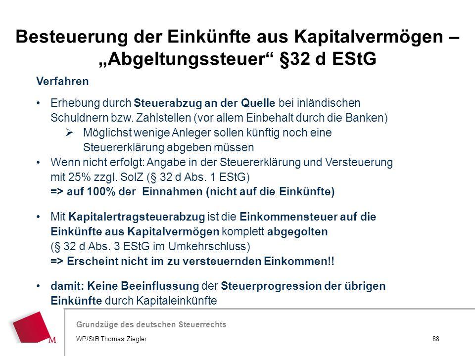 Hier wird der Titel der Präsentation wiederholt (Ansicht >Folienmaster) Grundzüge des deutschen Steuerrechts Verfahren Erhebung durch Steuerabzug an d