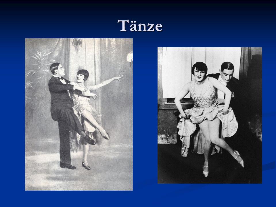 Tänze Tänze