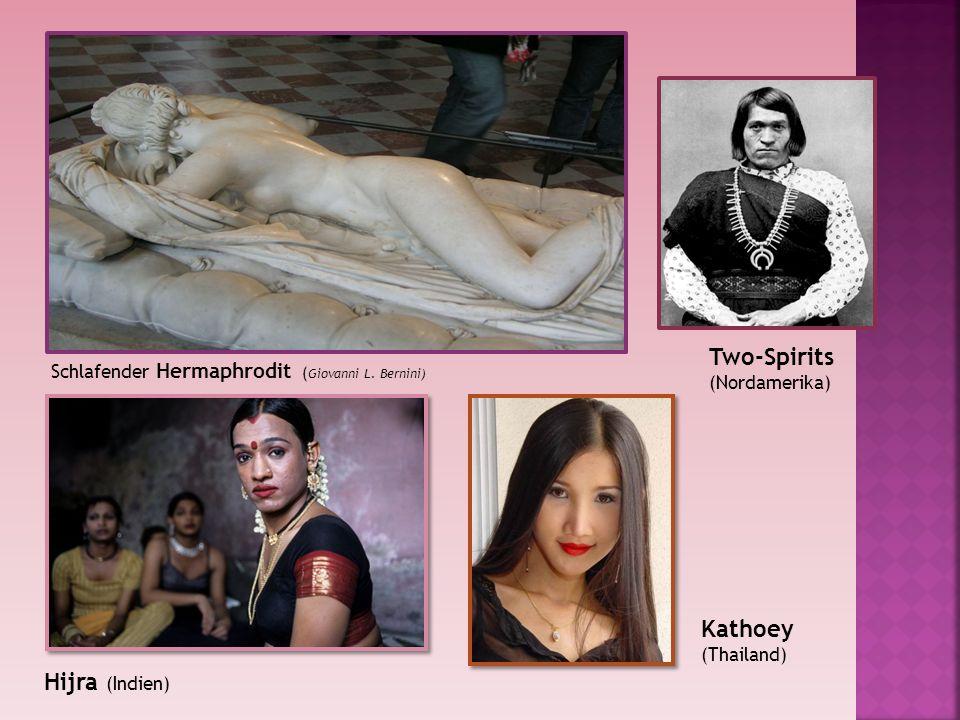 Schlafender Hermaphrodit ( Giovanni L.