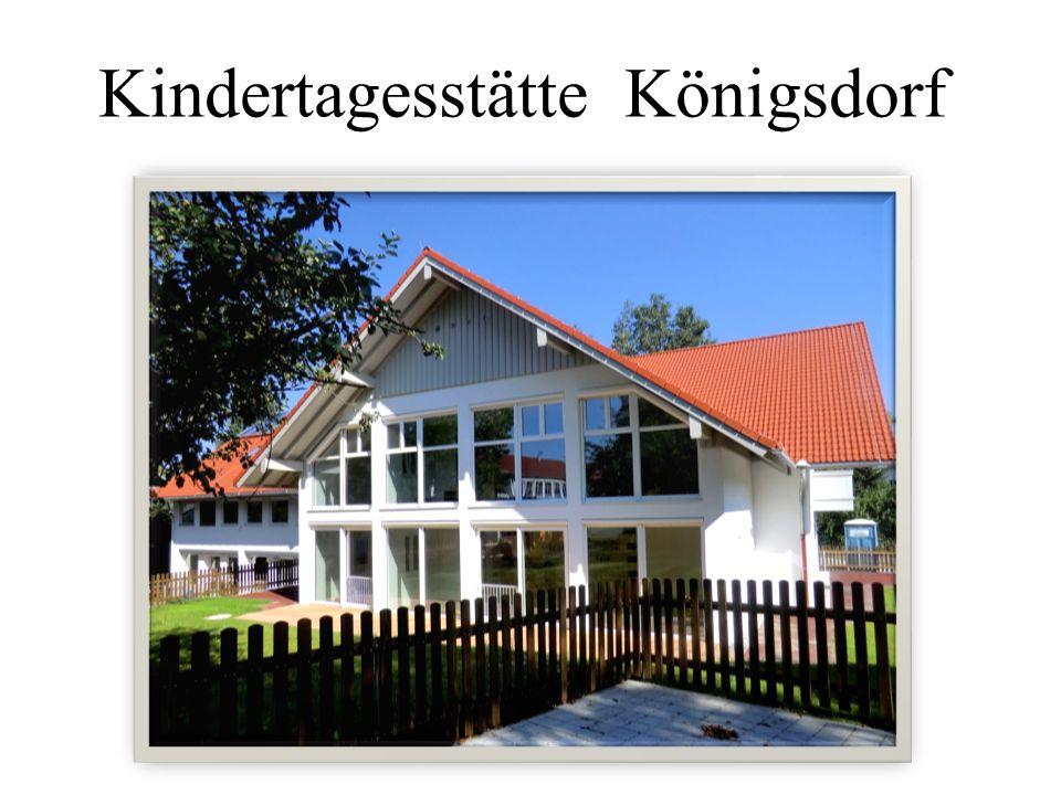 Kindertagesstätte Königsdorf © Burgi Bauer, August 2014 32 Kontaktdaten TrägerKindertagesstätteInterne Verwaltung Gemeindeverwaltung Königsdorf 1.