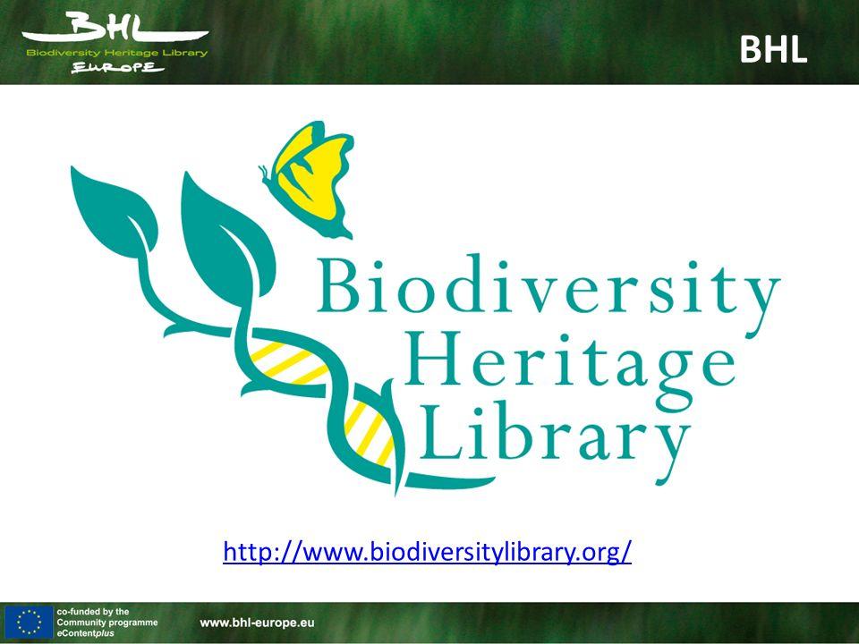BHL http://www.biodiversitylibrary.org/
