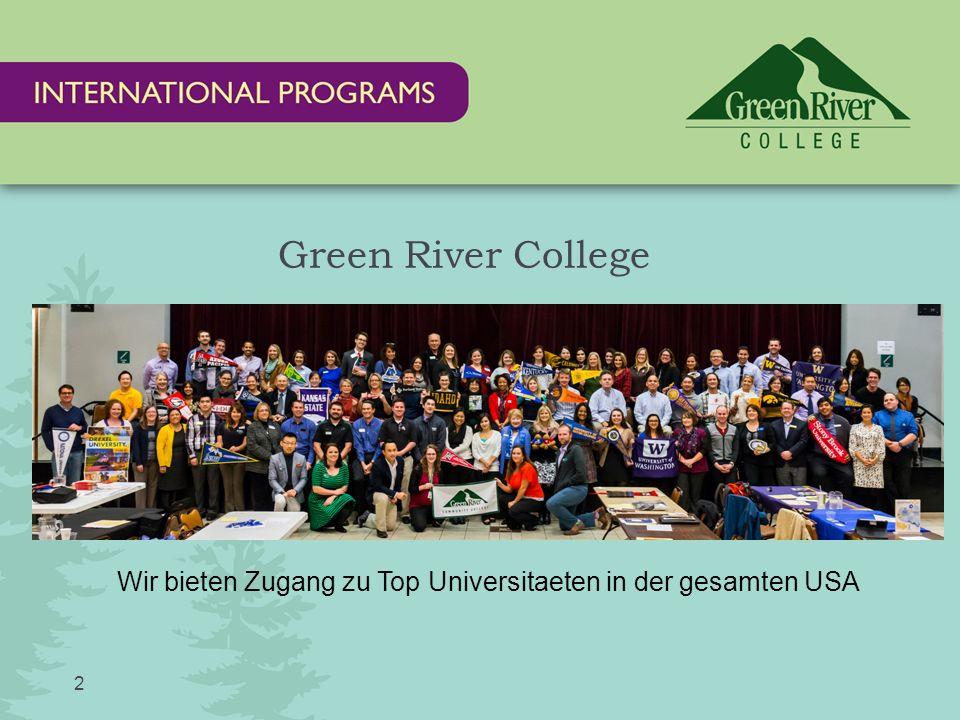 2 Wir bieten Zugang zu Top Universitaeten in der gesamten USA