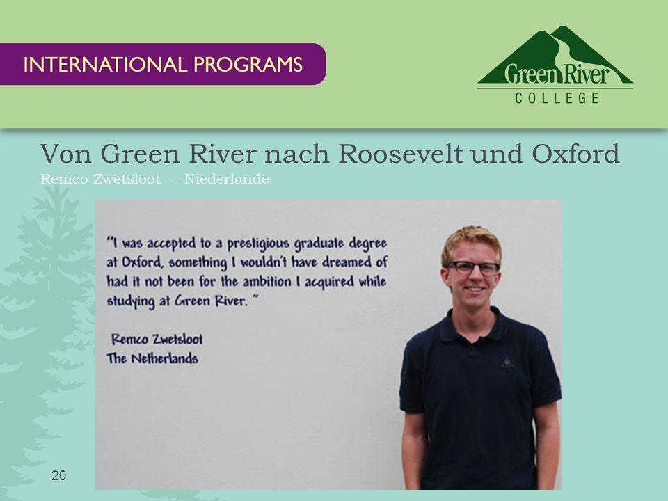 Von Green River nach Roosevelt und Oxford Remco Zwetsloot – Niederlande 20