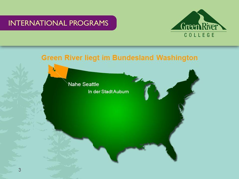 Green River liegt im Bundesland Washington Nahe Seattle In der Stadt Auburn 3
